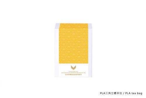 台灣有機高山蜜香烏龍茶/2.5gx5包/盒